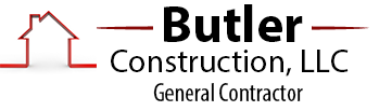 Logo, Butler Construction Company - Construction Company